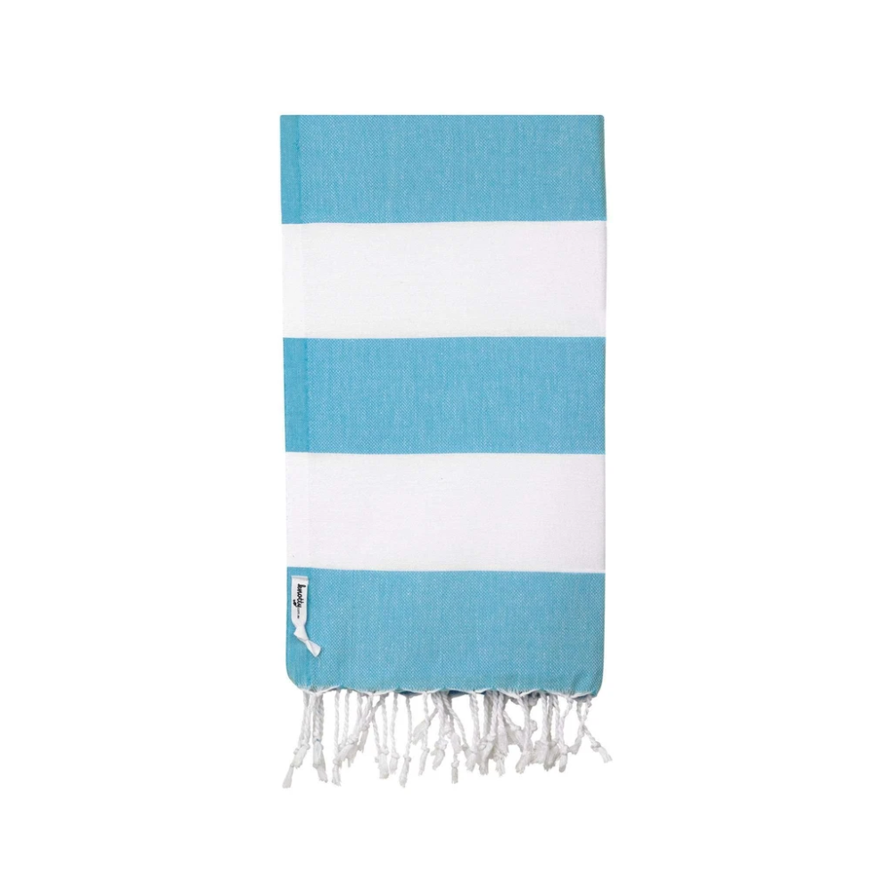 Knotty Towels- Capri Turkish Towel - MARINE