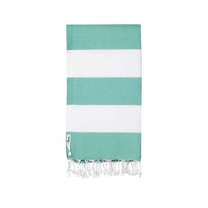 Knotty Towels- Capri Turkish Towel - CARIBBEAN