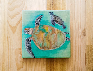 Sea Turtles – Journey Under the Sea