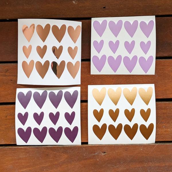 Love Heart Wall Stickers