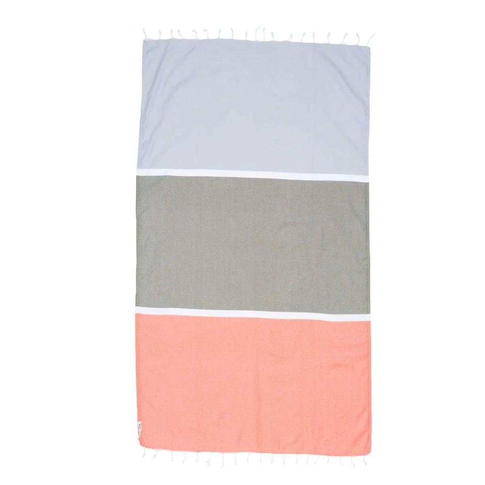 Knotty Towels - Colour Block (BYRON BAY)