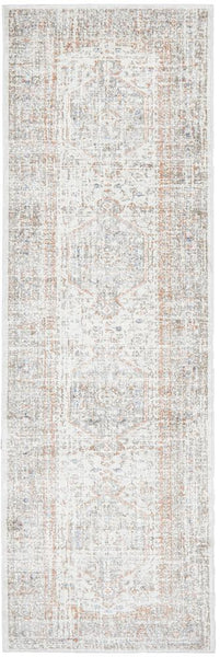 Mayfair Lorissa Silver Runner Rug