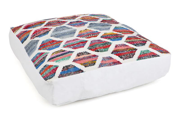 Malika Square Floor Cushion