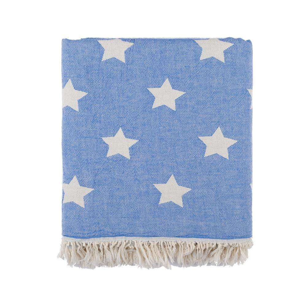 Knotty Towels - Oteki (STAR BLUE)