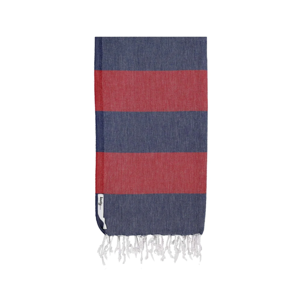 Knotty Towels- Superbright Turkish Towel - NAUTICAL