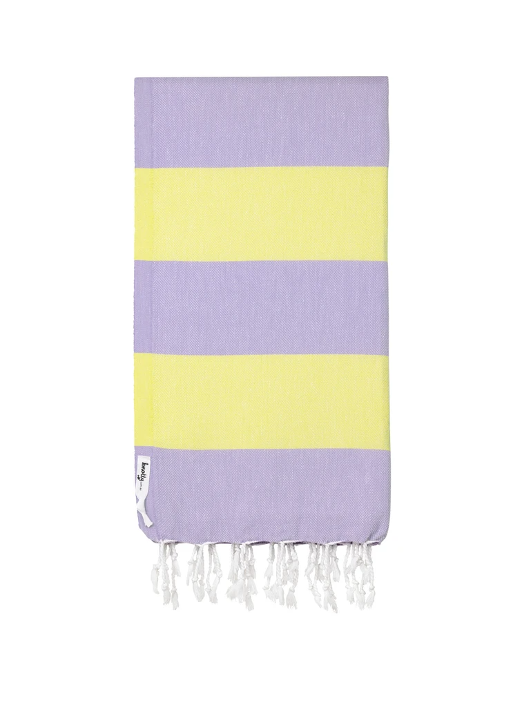 Knotty Towels- Superbright Turkish Towel - CONFETTI
