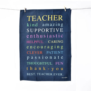 Teacher Tea Towel