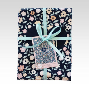 'Mum' Floral Tea Towel
