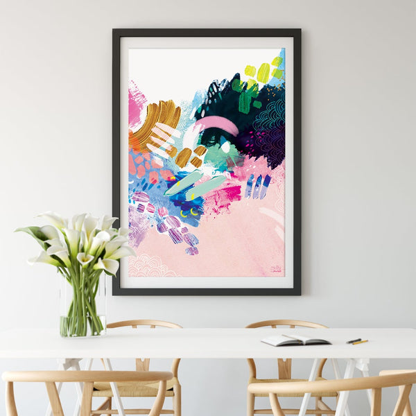 Whoopy- Art Print