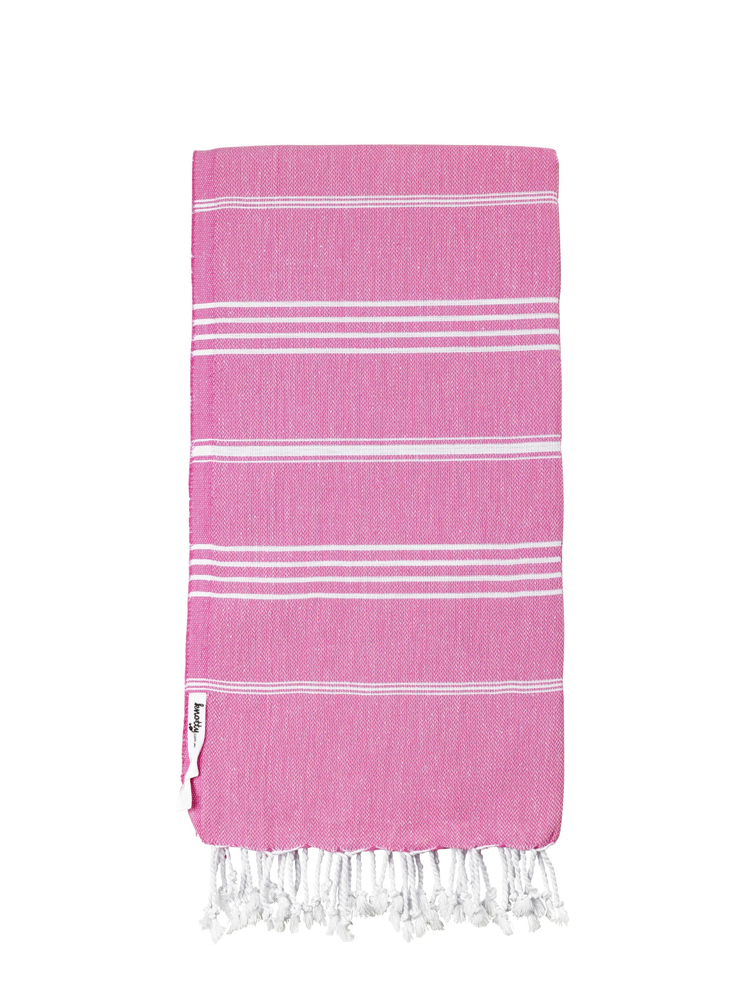 Knotty Towels - Originals - BUBBLEGUM