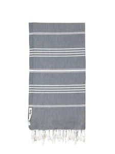 Knotty Towels - Originals - CHARCOAL