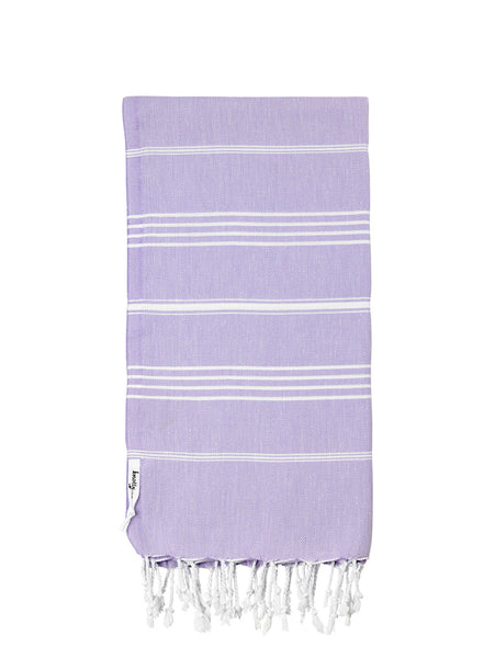 Knotty Towels - Originals - LILAC