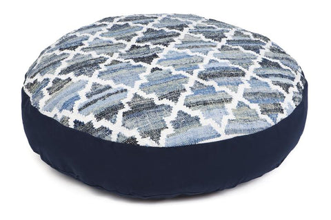 Leela Round Floor Cushion COVER