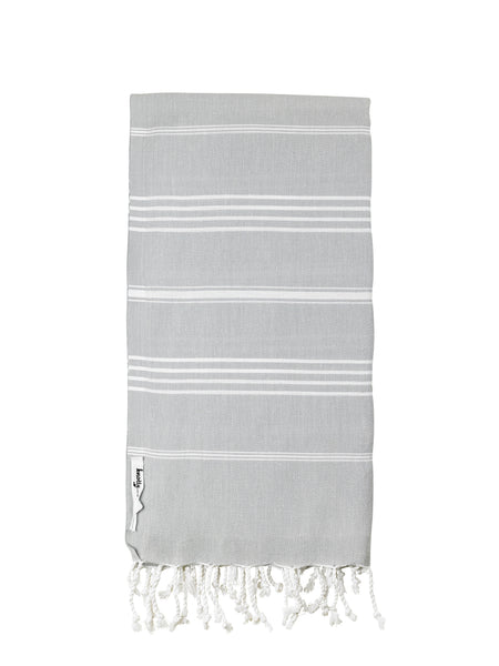 Knotty Towels - Originals - SILVER