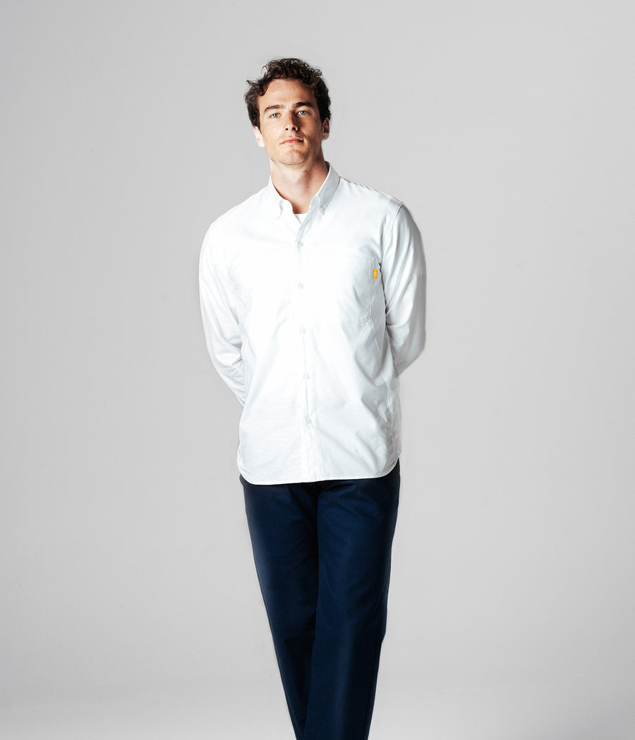 Hewitt Oxford Shirt
