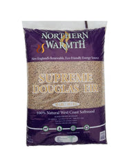 bag of douglas fir northern warmth pellets