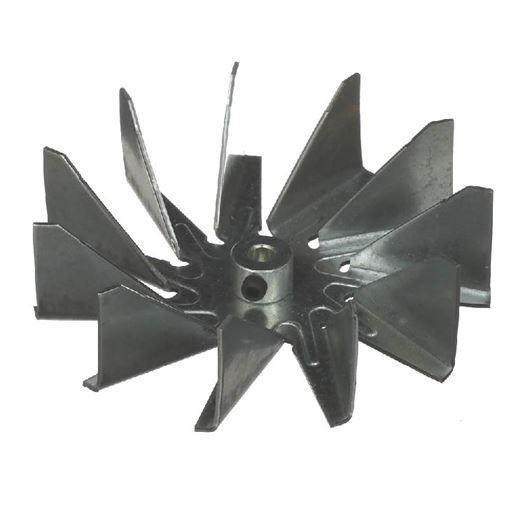 00-0050-0119 | Thelin Combustion Motor Metal Fan Blade For All Models, 00-0050-0119