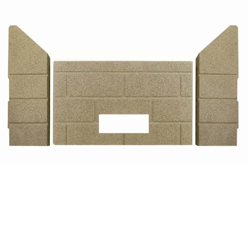 11750015 | Whitfield Firebrick Set for Advantage Plus Free Standing & Insert # 11750015