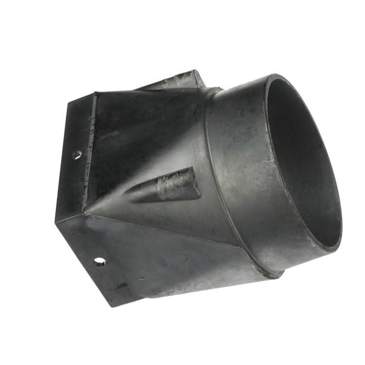 12050039 | Whitfield Cast Alum Exhaust Blower Transduct