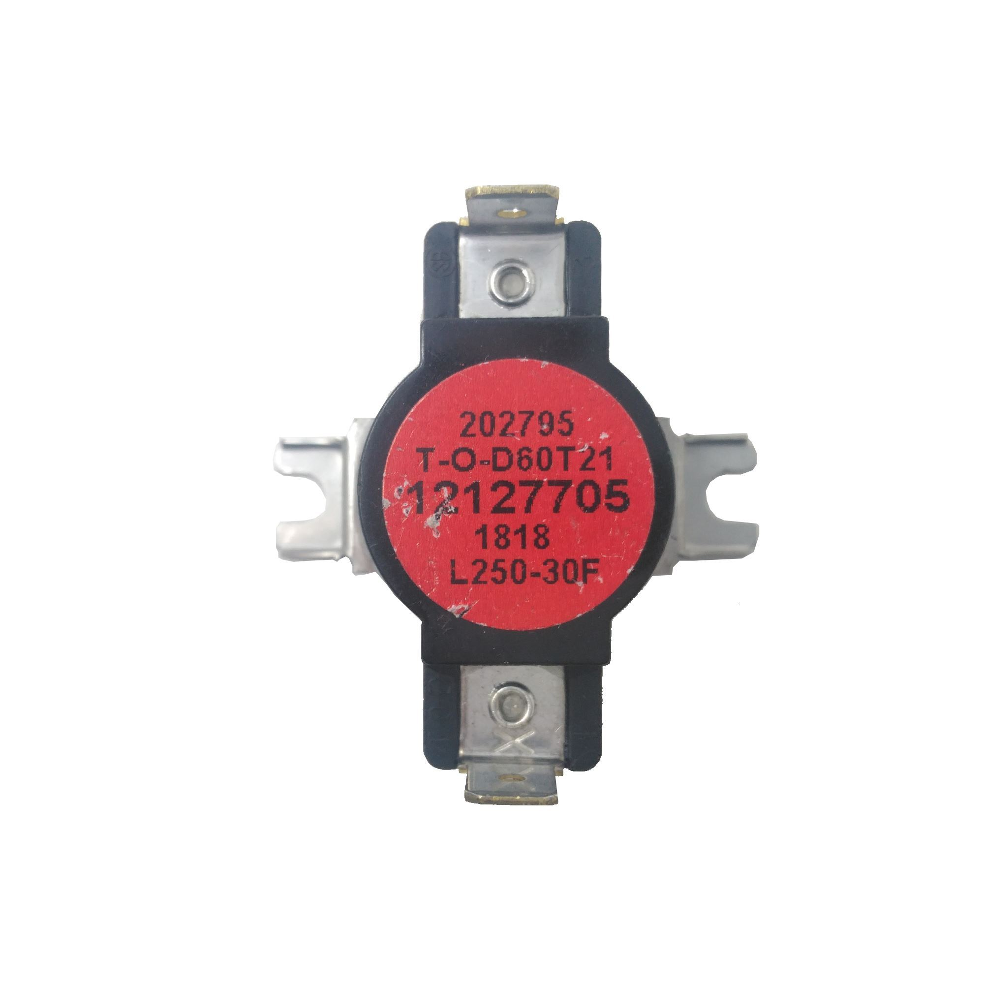 Whitfield & Lennox High Limit Snap Switch 250F, 12147705
