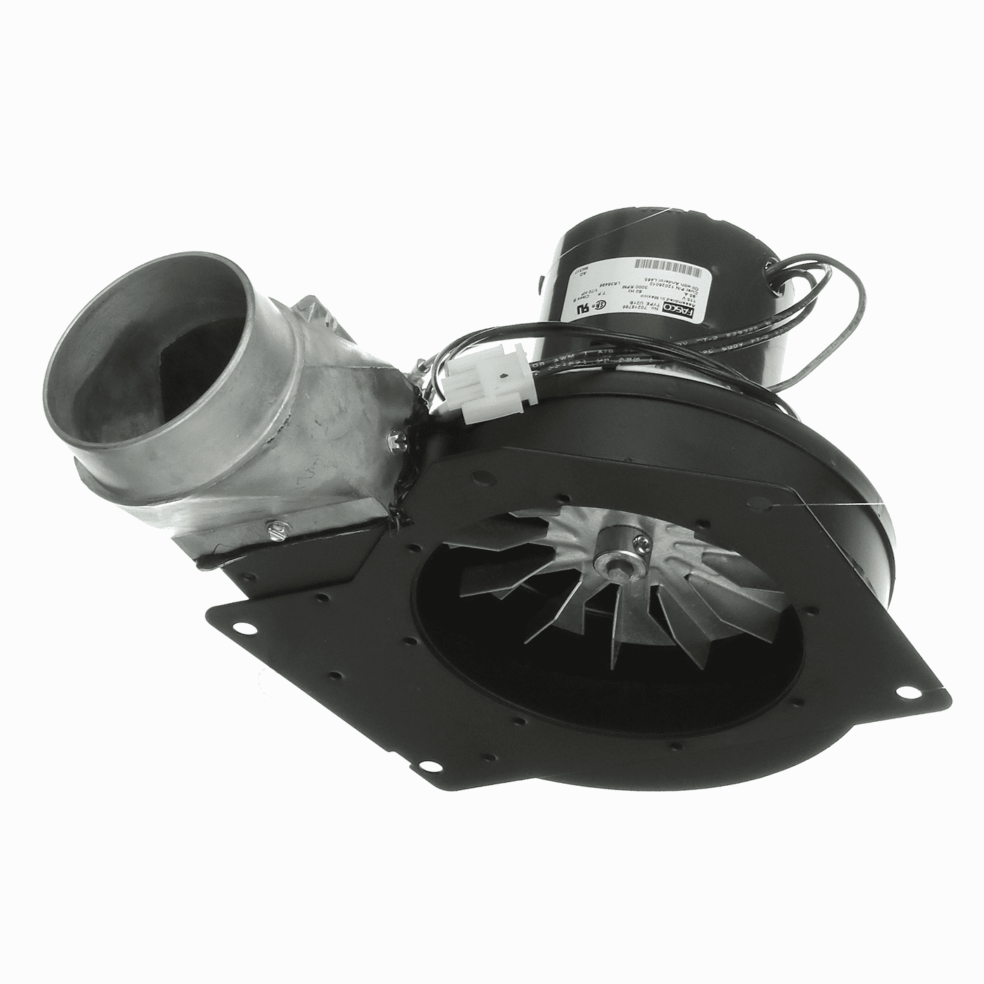 12156009 | Whitfield Exhaust Blower For All Advantage Models, 12156009