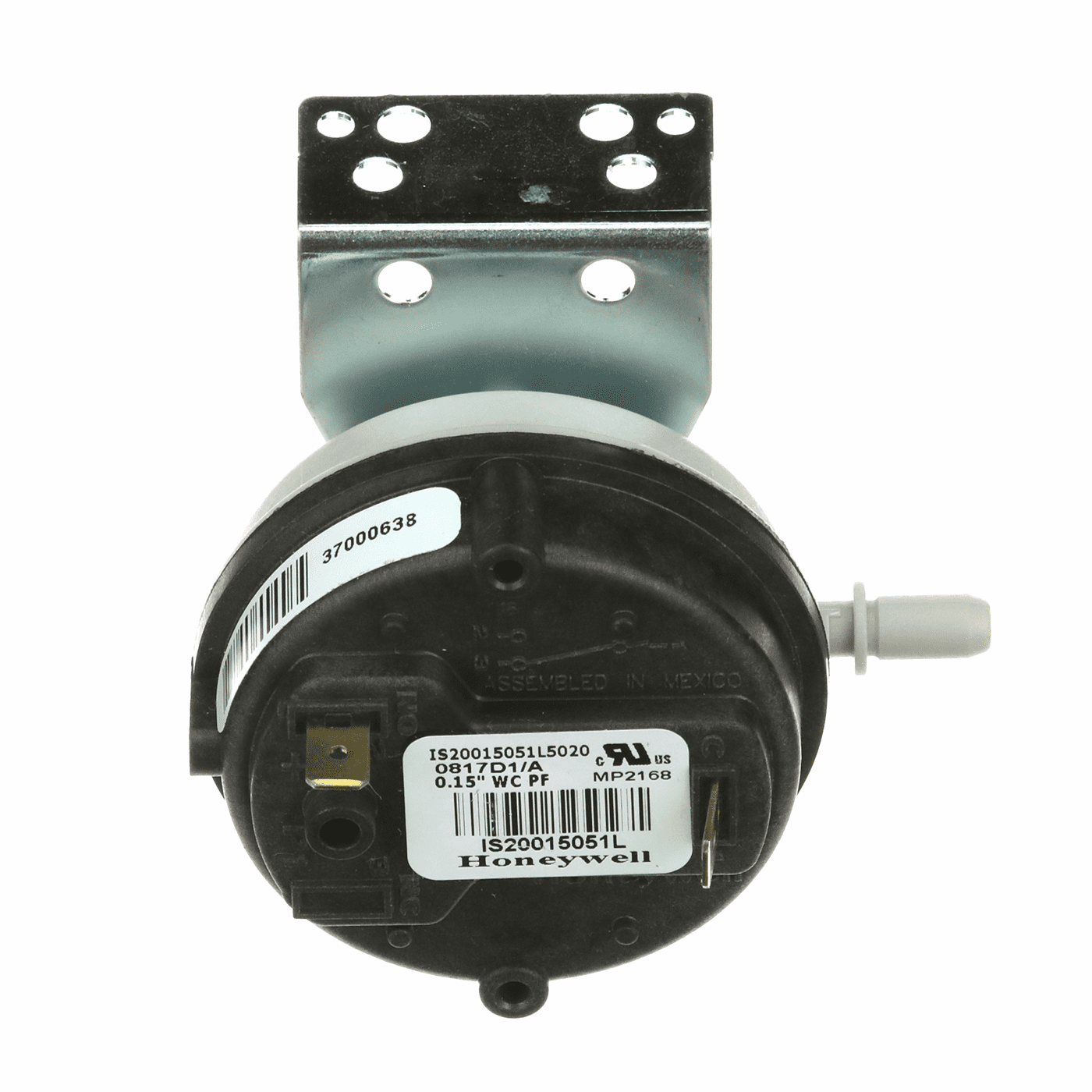 13640014 | Whitfield Pressure Switch Kit #13640014