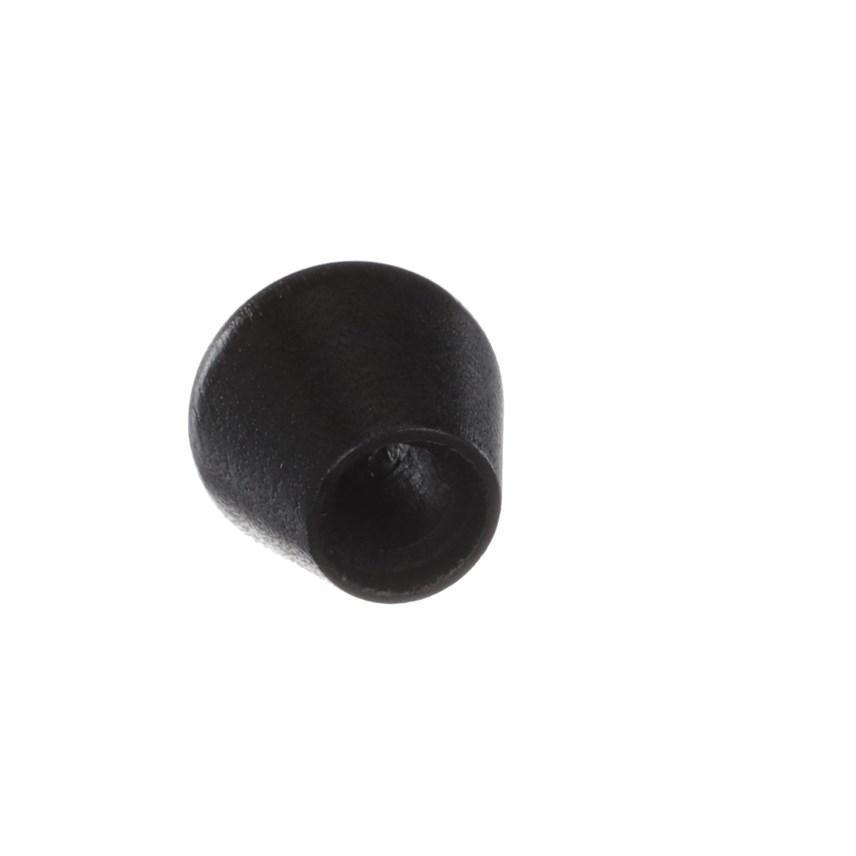 1600661 | Vermont Castings Black Wood Knob