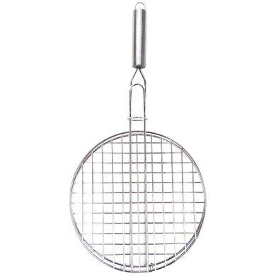 BAC425 | Traeger Stainless Steel Quesadilla Grill Basket, BAC425