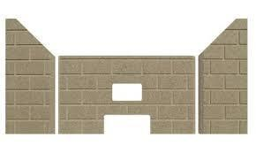 20950150 | Whitfield Firebrick for the T300P Series, #20950150
