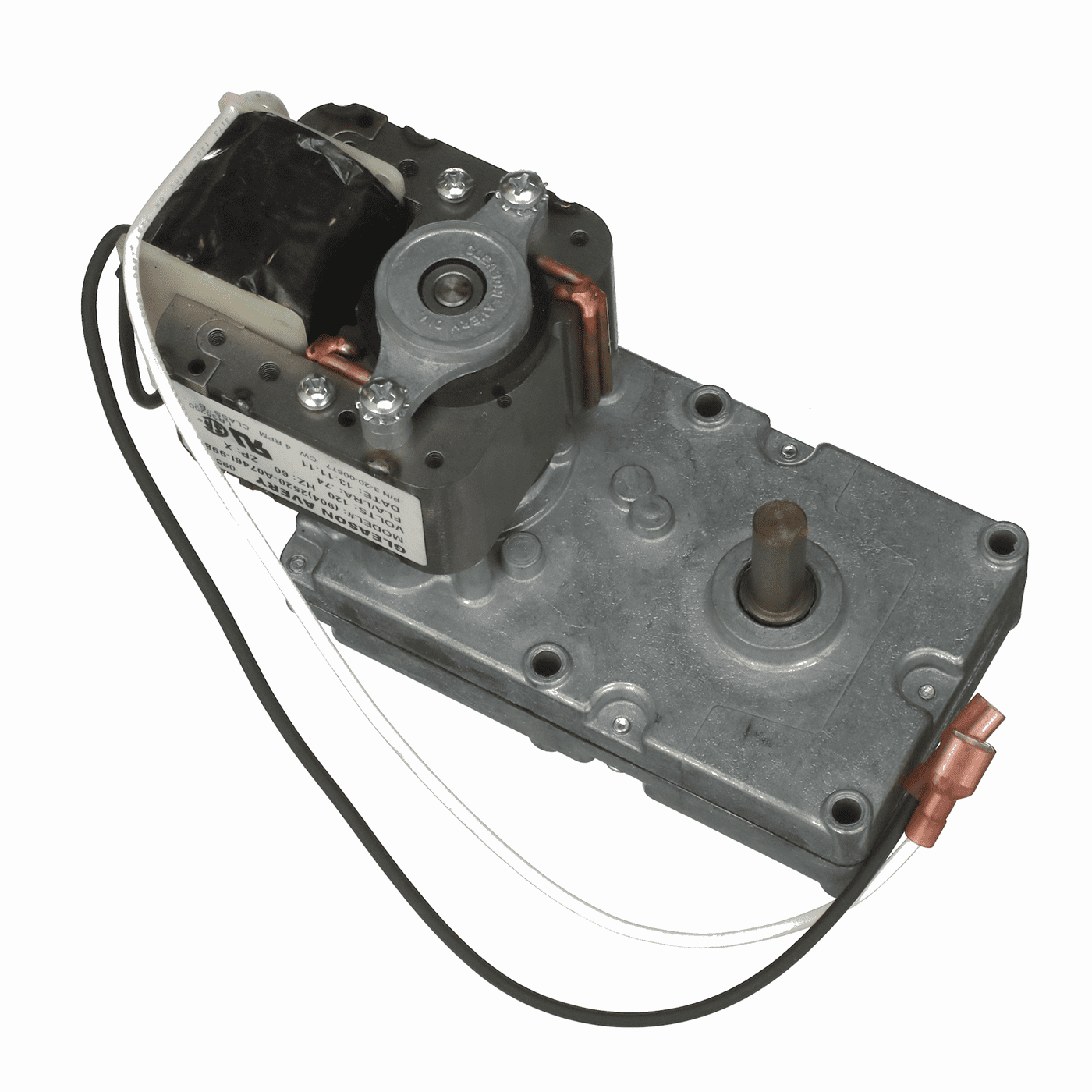 Harman 3-20-00677, 4 RPM Auger Motor for Advance, Accentra & XXV, 3-20-00677