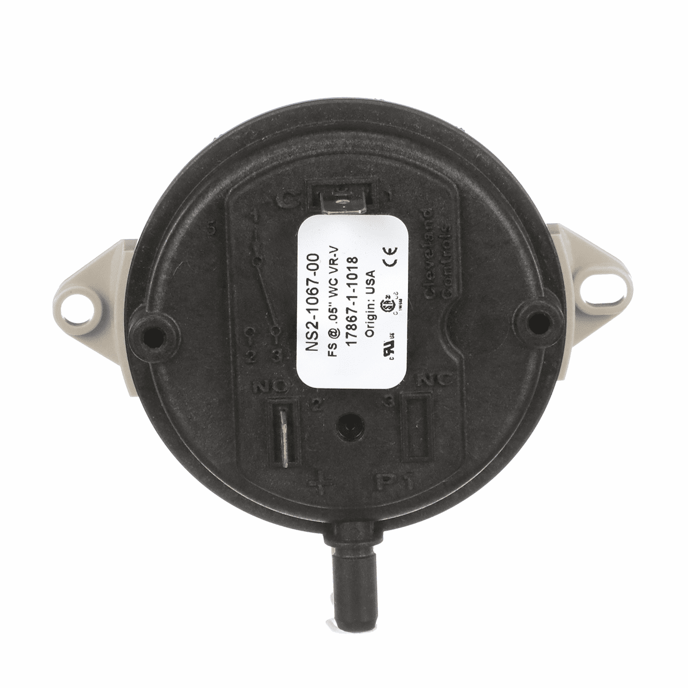 80549-AMP | US Stove Company Vacuum Switch, 80549-AMP
