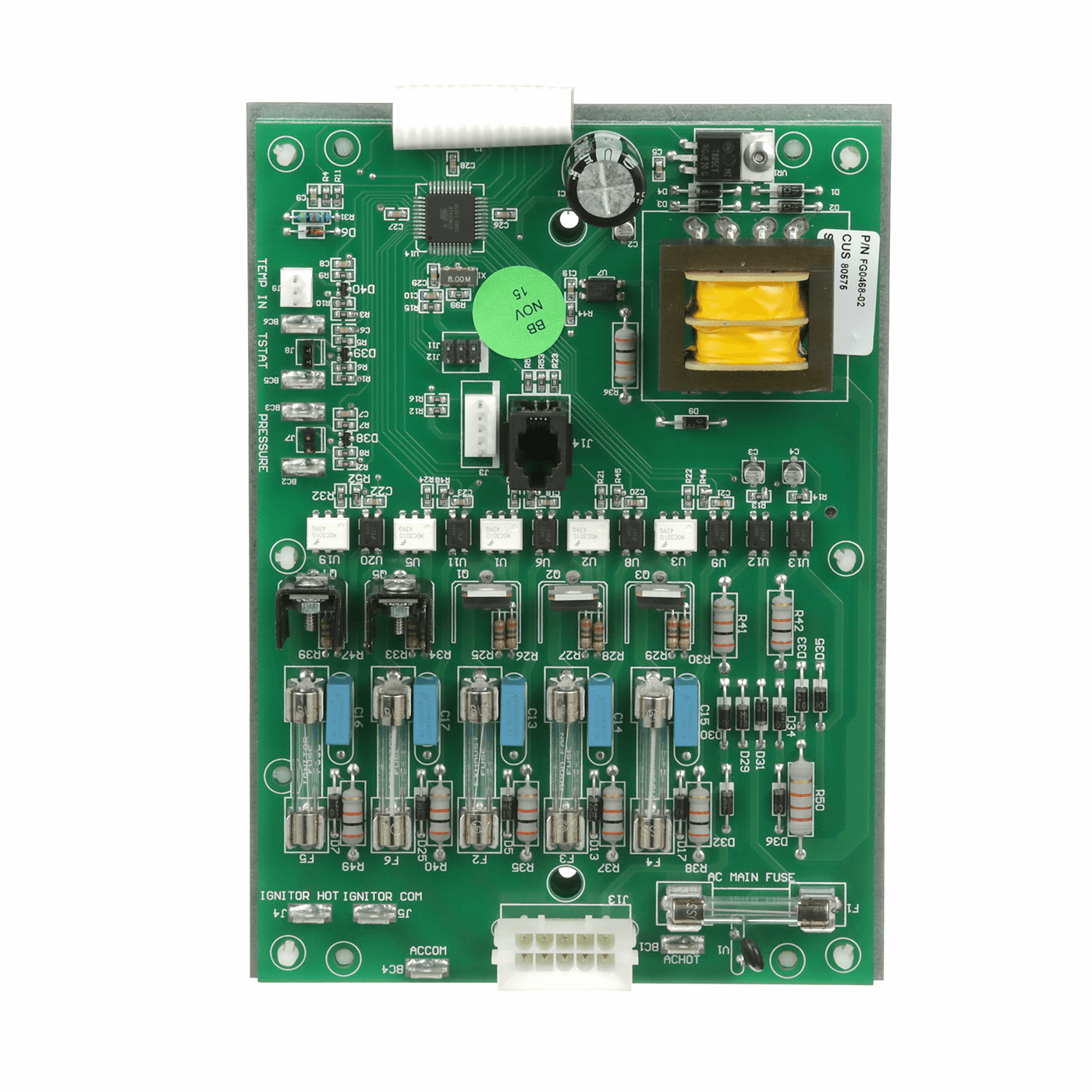 80575 | US Stove Company Circuit Board For American Harvest 6041, 80575
