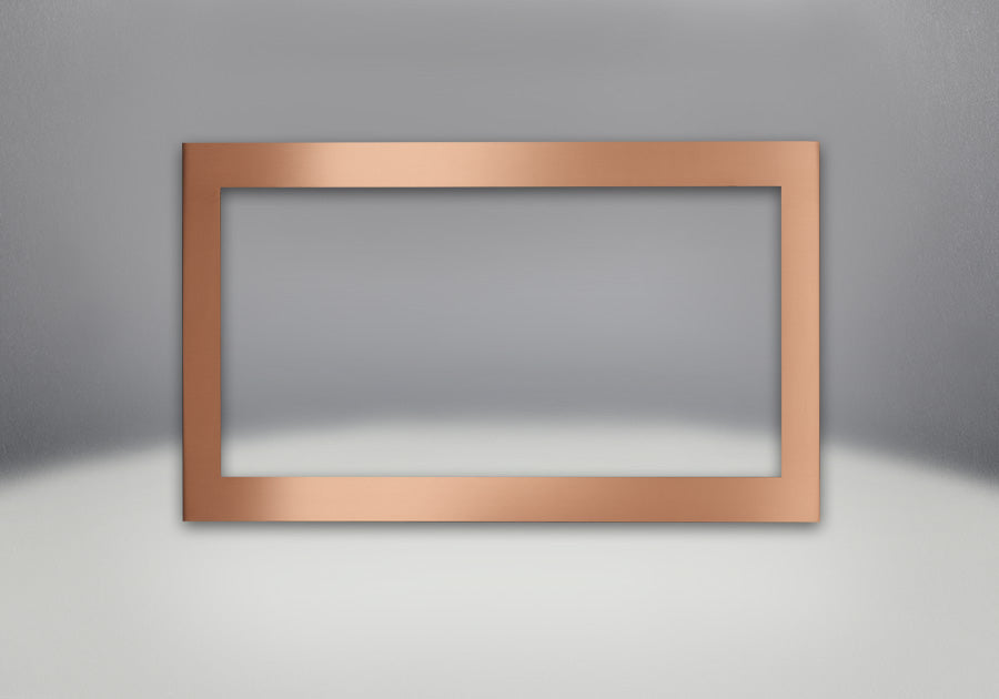 Napoleon Surrounds * Brushed Copper Surround
