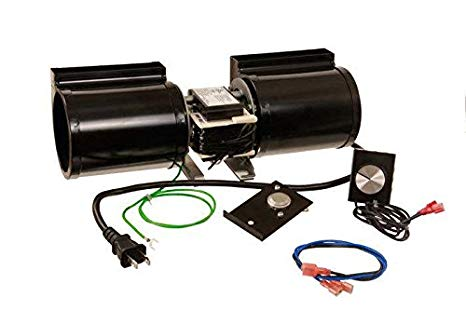 Quadrafire Accessories * Blower Assembly