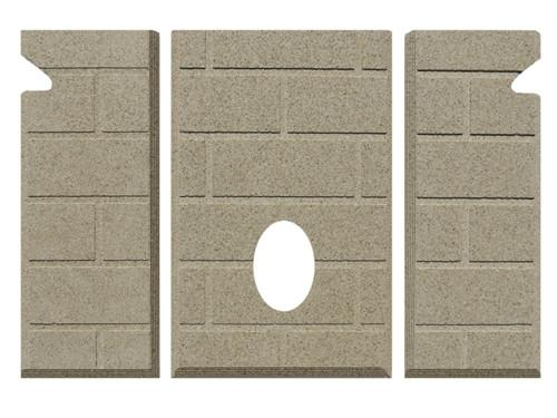 Whitfield Advantage I and ll Firebrick, # 12146500-AMP
