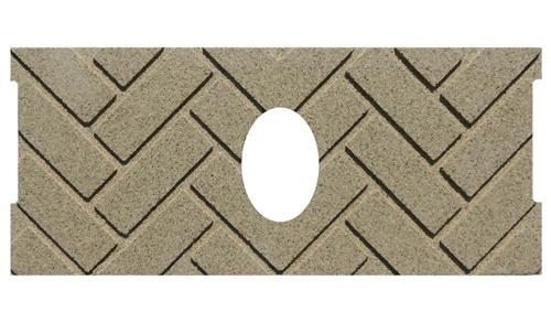 PP1204 | Whitfield 13646500 Quest Firebrick Herringbone Style. PP1204