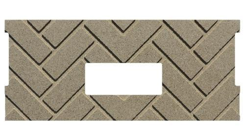 PP1206 | Whitfield 17250029 Quest Plus Firebrick Herringbone Style. PP1206