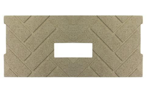 PP1209 | Whitfield Herringbone Pattern Firebrick, 14650011-AMP