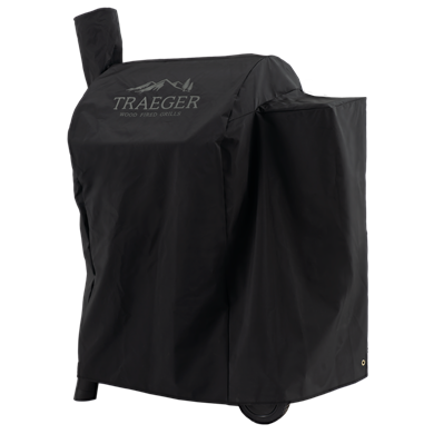 Traeger Pro 575 Full Length Grill Cover, BAC503