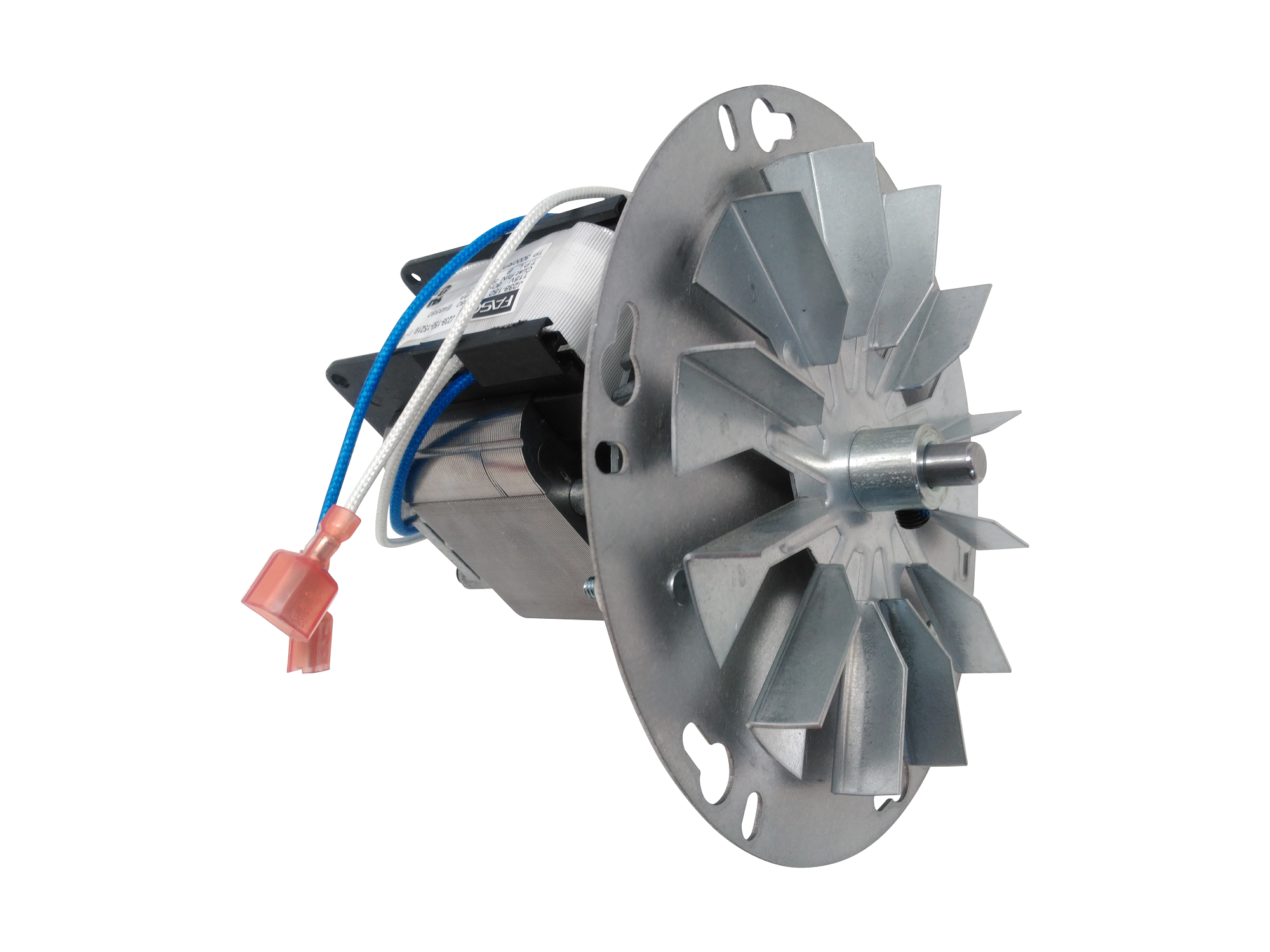 Enviro Combustion Blower Motor Only by Fasco, EF-161-AMP