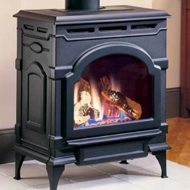 Majestic Oxford DV Top Vent Gas Stove