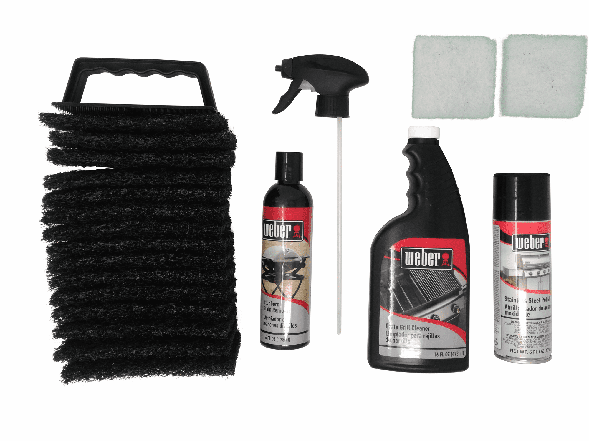 W78 | Weber Grill Cleaning Kit, W78