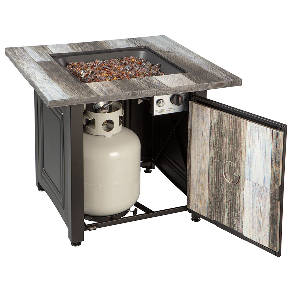 """Alton"" LP Gas Outdoor Fire Pit"