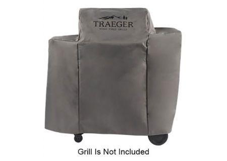 Traeger Ironwood 650 Full Length Grill Cover, BAC505