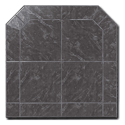 Hudson River Black Forest Hearth Board