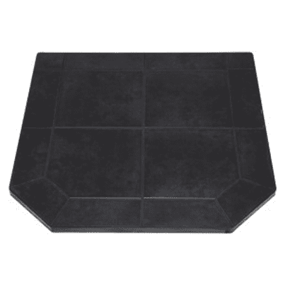 American Panel Black Jack Hearth Board