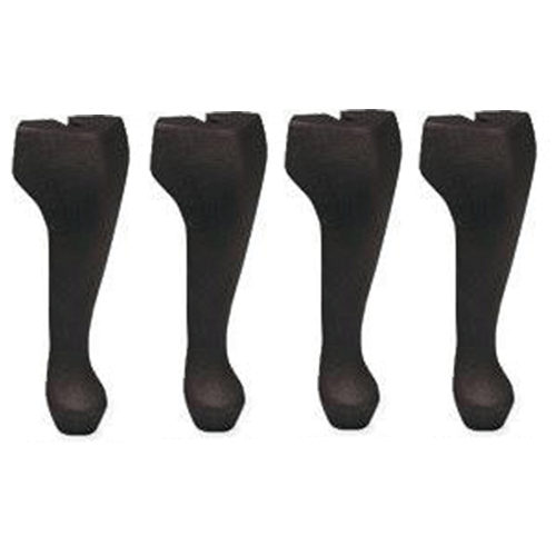 Ironstrike Legs * Olympic Sculptured Black Legs