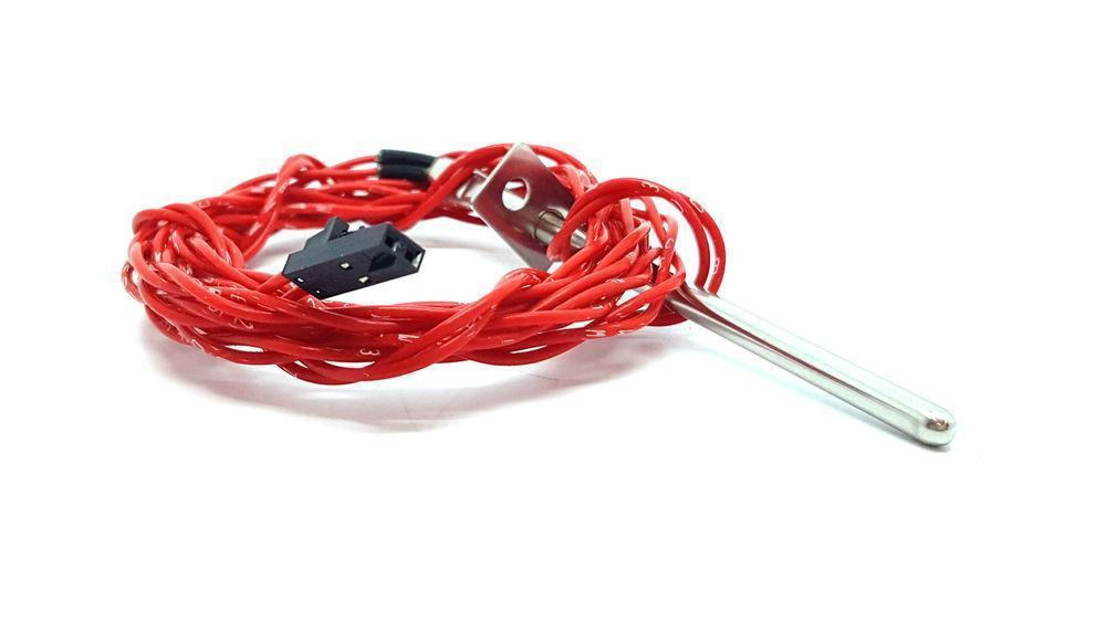 Harman Red Thermister Exhaust Sensing Probe (ESP), 3-20-00844-AMP