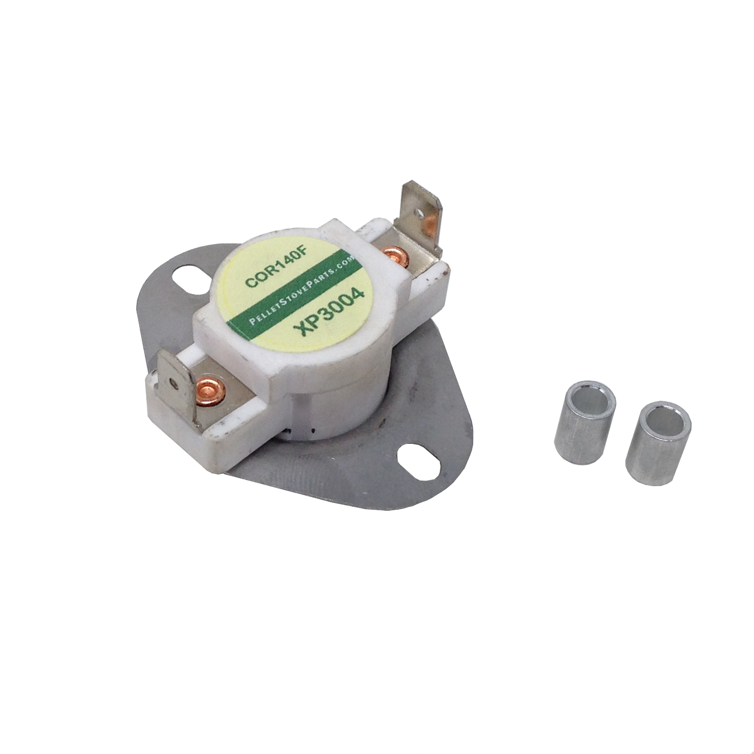 Whitfield Low Limit 140F Ceramic Switch, 12057601-AMP