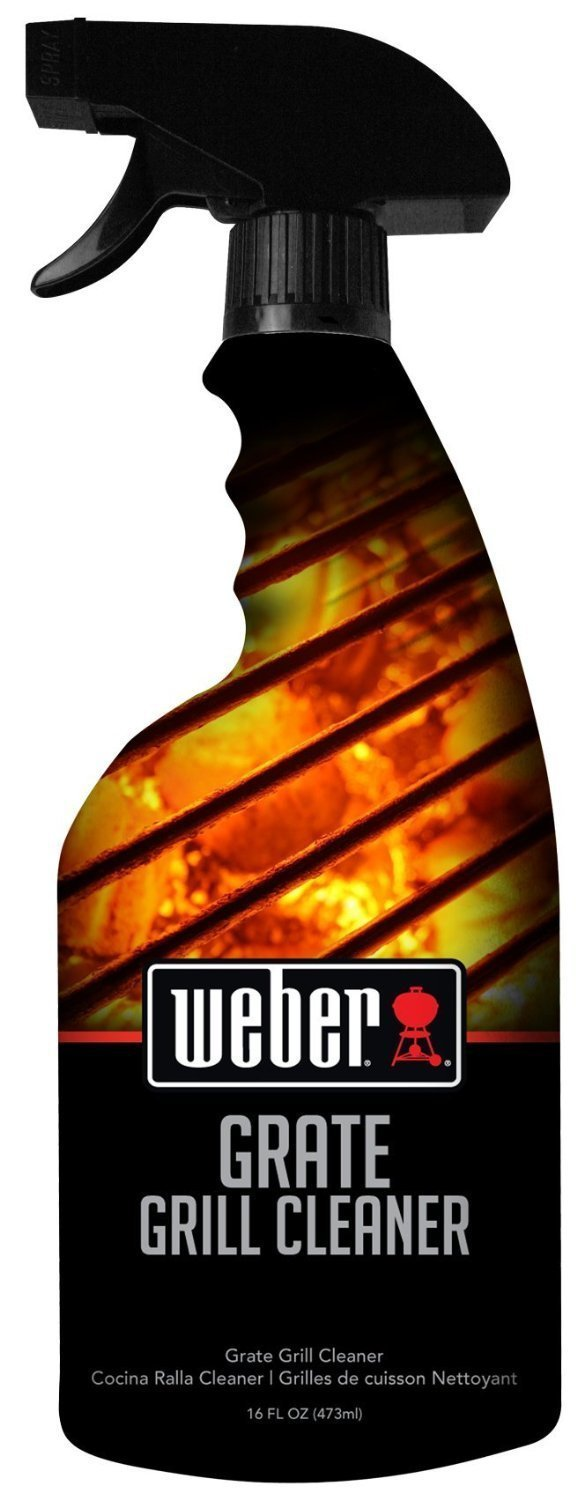 B06XRRNM7X | Weber Grill Cleaner - Professional Strength DeGreaser  16oz.